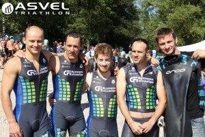 Triathlon Sprint par équipe de Vaulx-en-Velin dans Triathlon Whales-killers-1-300x200